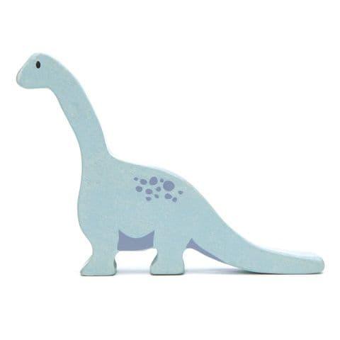 Wooden dinosaur - Brontosaurus