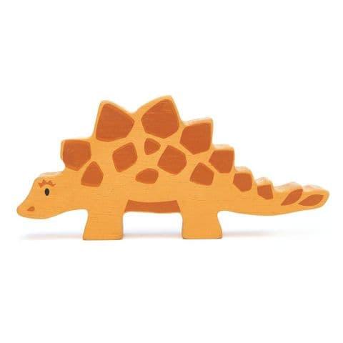 Wooden dinosaur - Stegosaurus