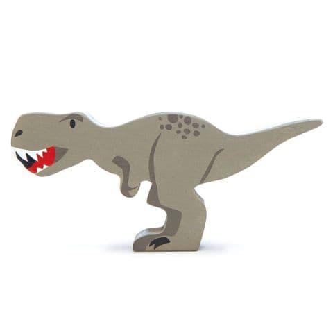 Wooden dinosaur - Tyrannosaurus Rex