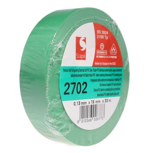 2702 Electrical PVC Insulation Tape