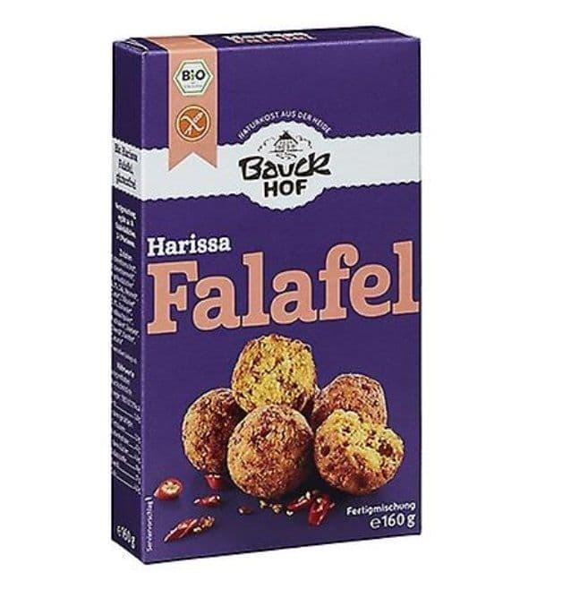 Bauck Gluten Free Falafel Mix 160g