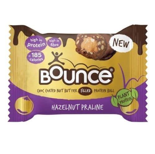 Bounce Hazelnut Praline Protein Ball 40g