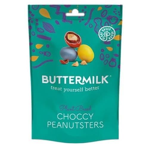 Buttermilk Choccy Peanutsters 100g