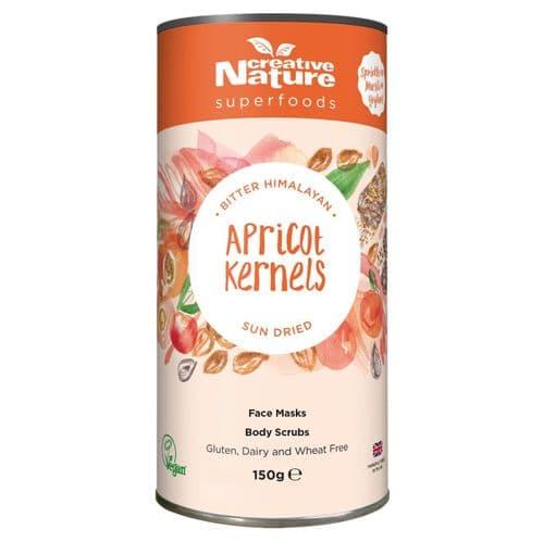 Creative Nature Apricot Kernels 150g