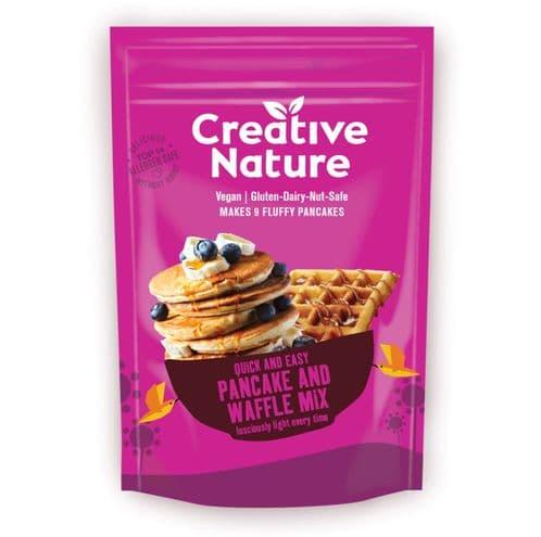 Creative Nature Pancake & Waffle Mix 266g