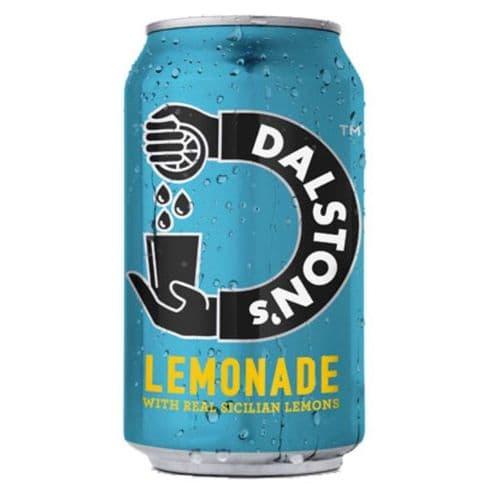 Dalstons Fizzy Lemonade Drink 330ml