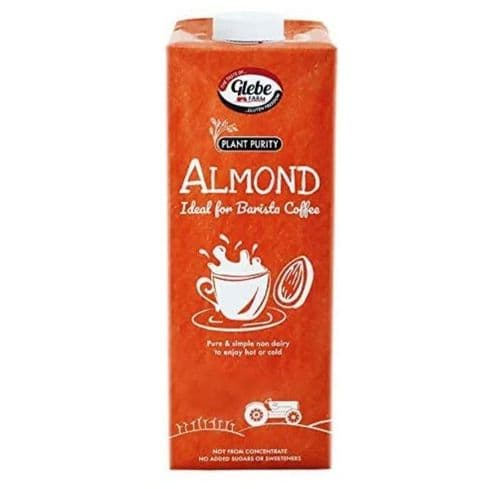 Glebe Farm Barista Almond Drink 1l