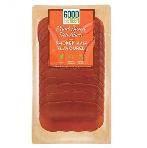 Good & Green Deli Slices Smoked Ham 90g
