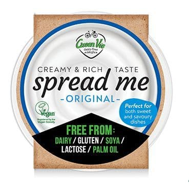 GreenVie Spread Classic 250g