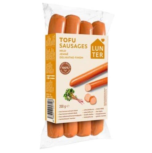 Lunter Tofu Sausages 200g