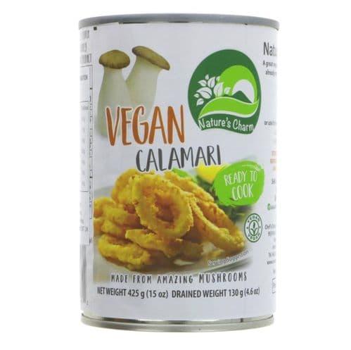 Nature's Charm Vegan Calamari 425g