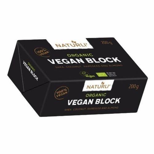 Naturli Vegan Block 200g