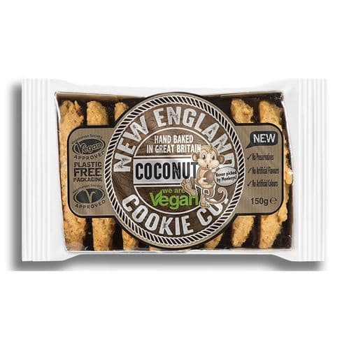 New England Cookie Co. Coconut 150g