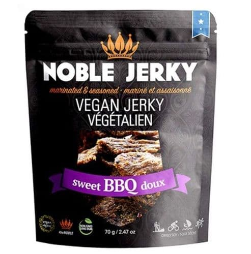 Noble Jerky Sweet BBQ 70g