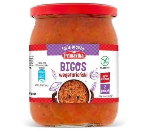 Primavika Cabbage Stew Bigos 480g