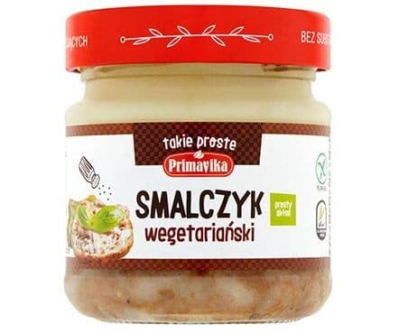 Primavika No Pork Crackling Spread 160g