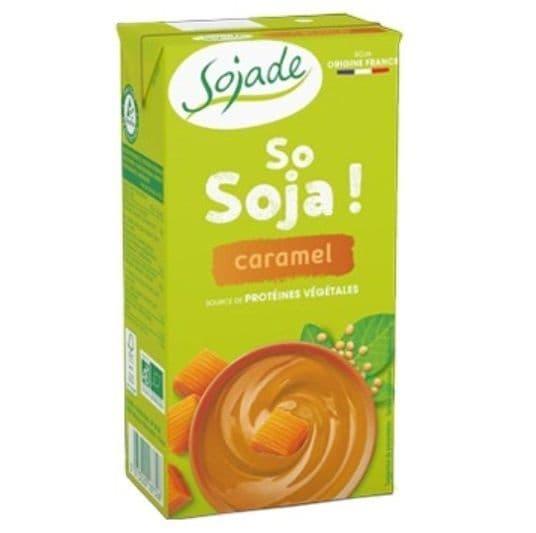 Sojade Caramel Custard 530g