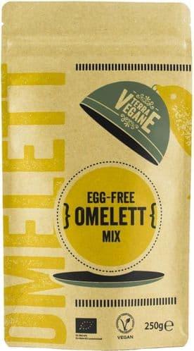 Terra Vegane Organic Egg Free Omelett Mix 250g