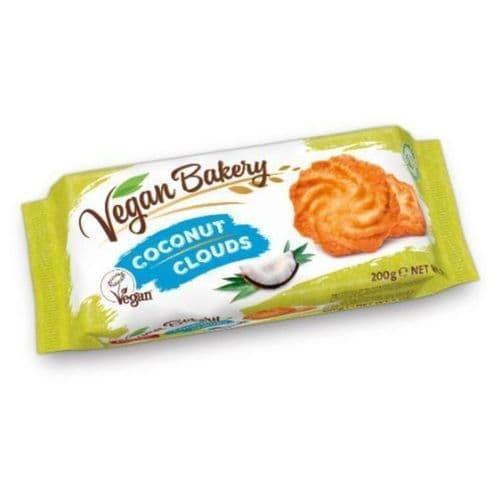 Vegan Bakery Coconut Clouds 200g