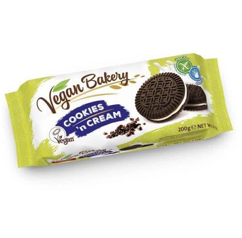 Vegan Bakery Cookies & Cream 200g