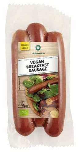 Veggyness Breakfast Sausages 150g