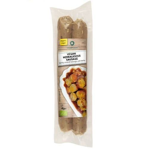 Veggyness Herbalicious Sausages 200g