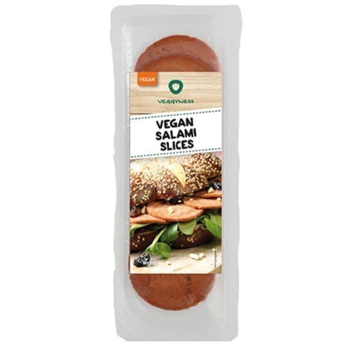 Veggyness Salami Slices 80g