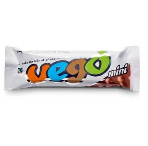 Vego Chocolate Hazelnut Bar 65g