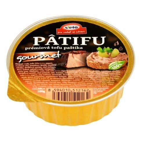 Veto Patifu Gourmet Pate 100g