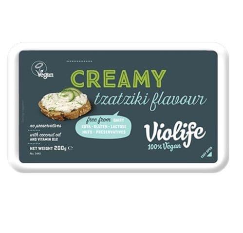 Violife 200g Creamy Tzatziki Flavour