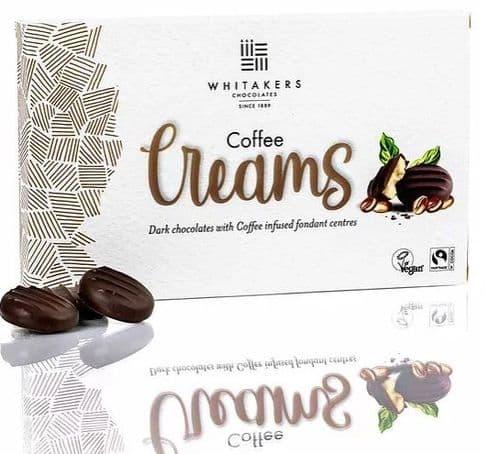Whitakers Coffee Chocolate Creams 150g
