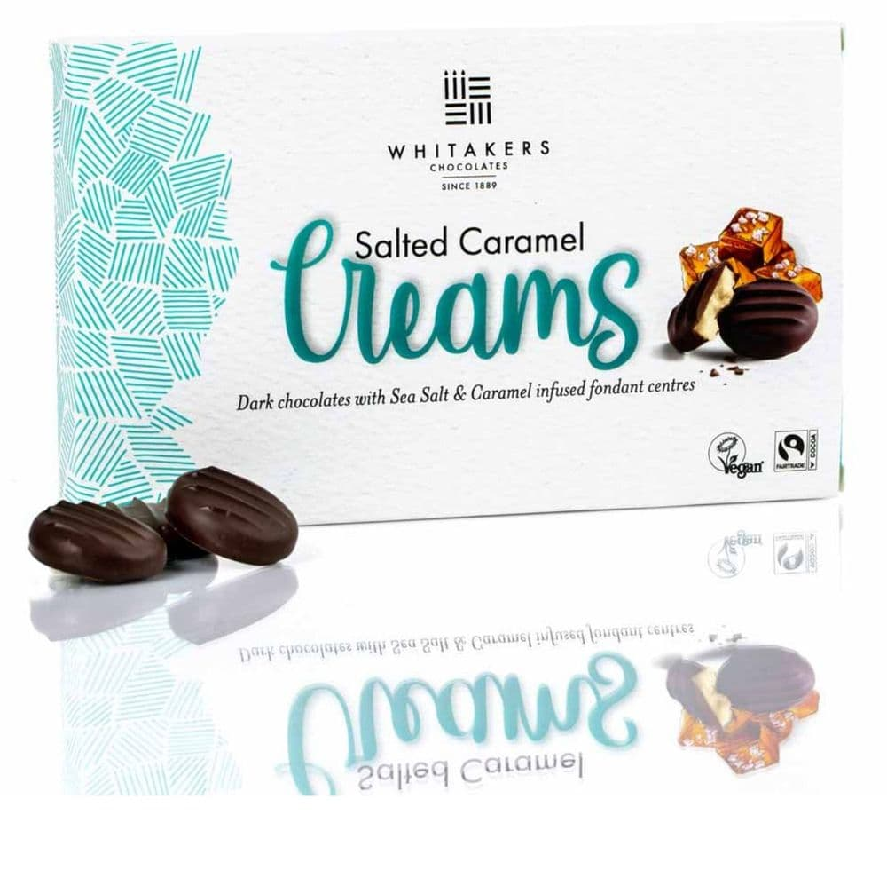 Whitakers Salted Caramel Creams 150g