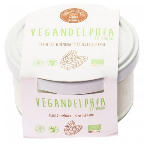 Yogan Vegandelphia Cream Cheese Plain 180g