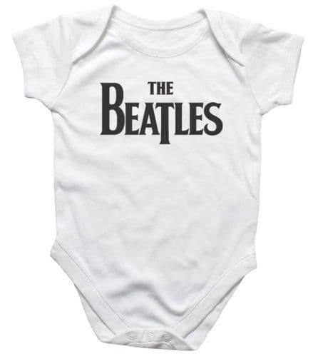 Babywear - The Beatles - Logo BEC01RW