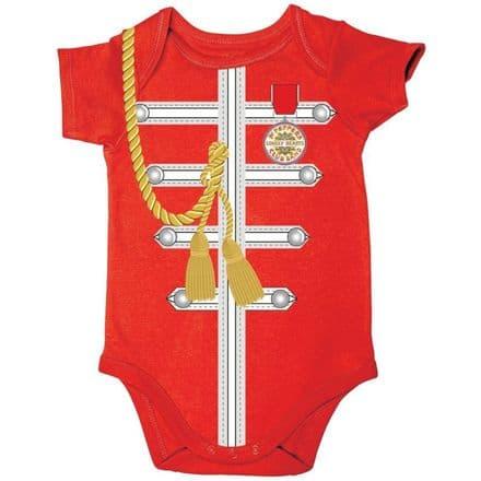 Babywear - The Beatles - Sgt Pepper Uniform BEC216RW