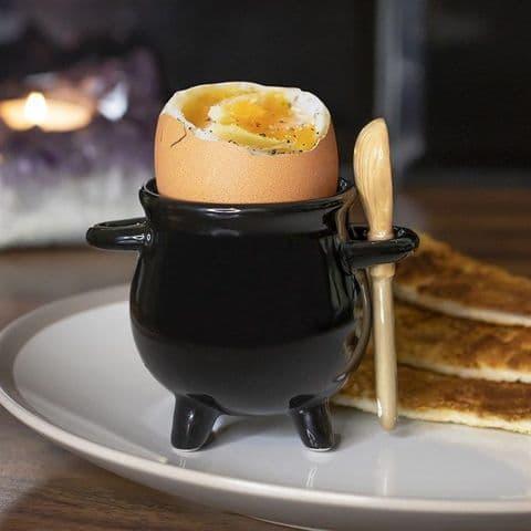 Cauldron Egg Cup