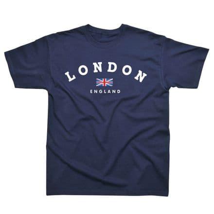 Children's Classic T-Shirt - London Flag SLC35