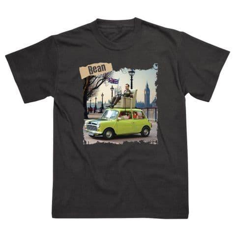 Children's Classic T-Shirt Mr Bean - BNC010