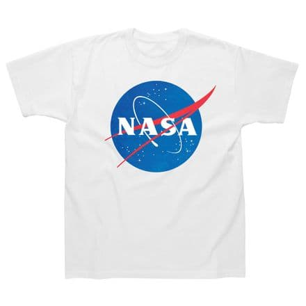 Children's Classic T-Shirt Nasa Logo - NAC01