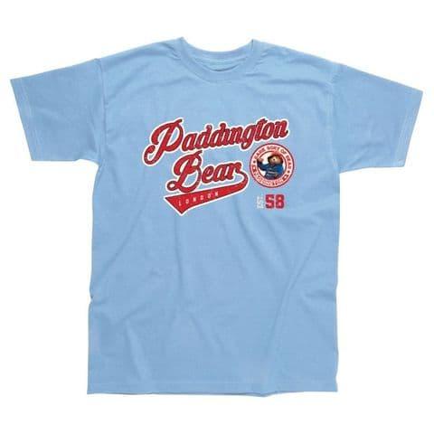 Children's Classic T-Shirt Paddington Rare Sort of Bear PBC23