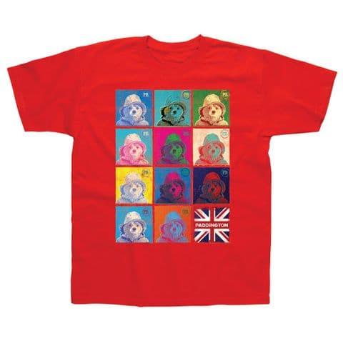 Children's Classic T-Shirt Paddington Square PBC20