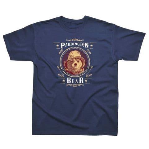 Children's Classic T-Shirt - Paddington Vintage PBC22