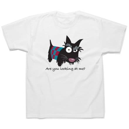 Children's Classic T-Shirt - Scotland - Bad Dog SSC66
