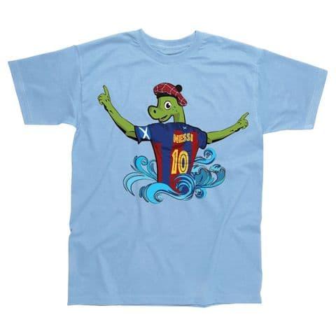Children's Classic T-Shirt - Scotland - Nessi 10 SSC84