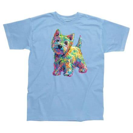 Children's Classic T-Shirt - Scotland - West Highland PMC06