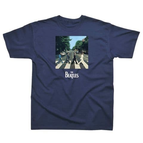 Children's Classic T-Shirt - The Beatles - Abbey Road BEC02TN