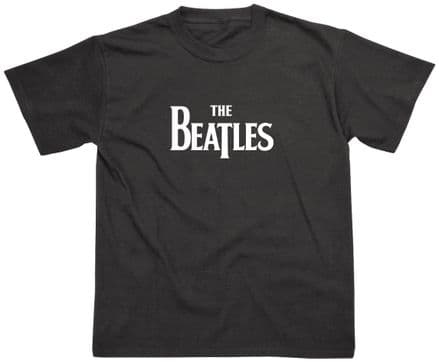 Children's Classic T-Shirt - The Beatles - Logo BEC01TB