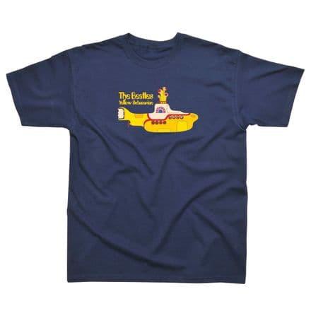 Children's Classic T-Shirt - The Beatles - Yellow Submarine BEC21TN