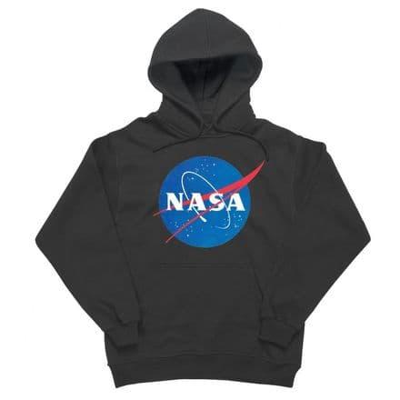 Classic Hoody Nasa Logo - NA001HB