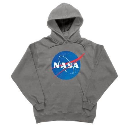 Classic Hoody Nasa Logo - NA001HH